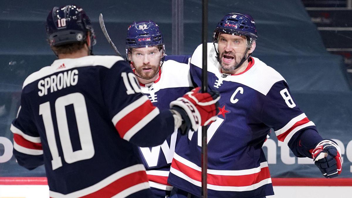 В НХЛ определились все участники Кубка Стэнли-2020/21 - Eurosport