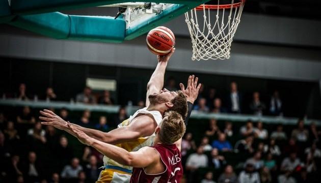 Баскетбол: Украина проиграла в Киеве Латвии, но продолжит отбор на чемпионат мира