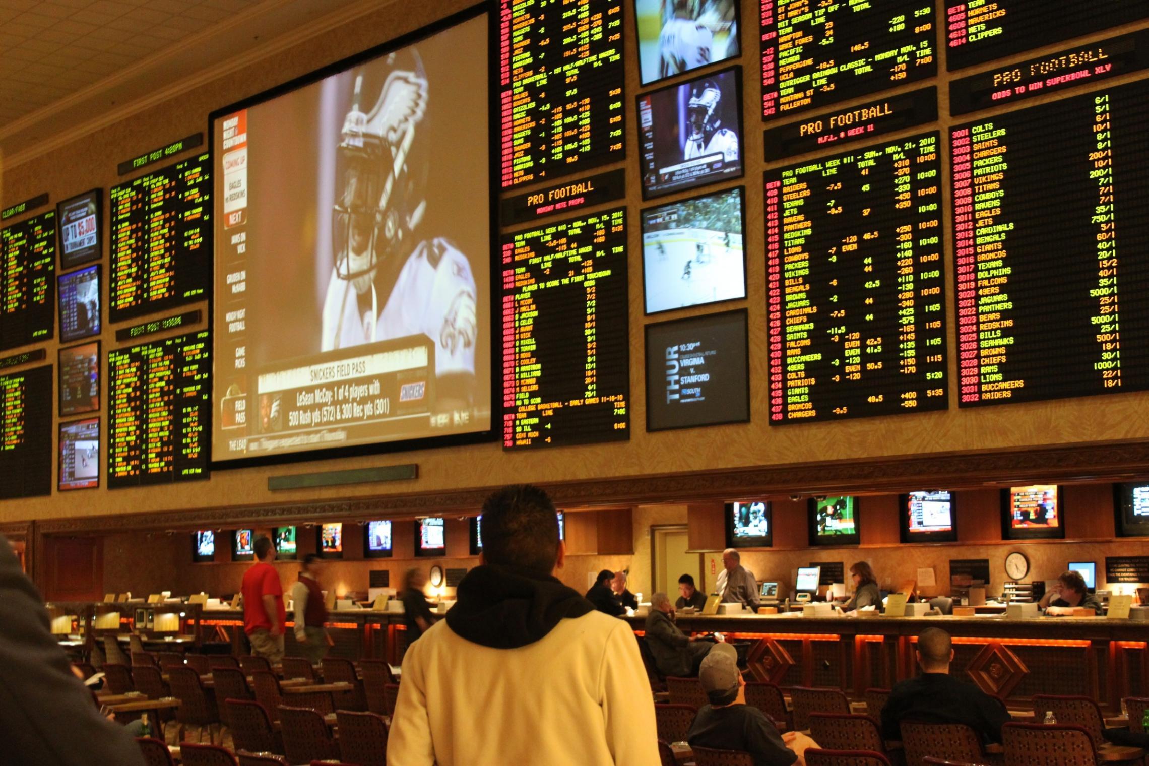 Sports betting - Wikipedia